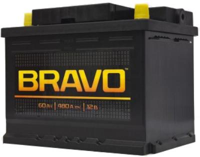 Аккумулятор AKOM Bravo 60A L+