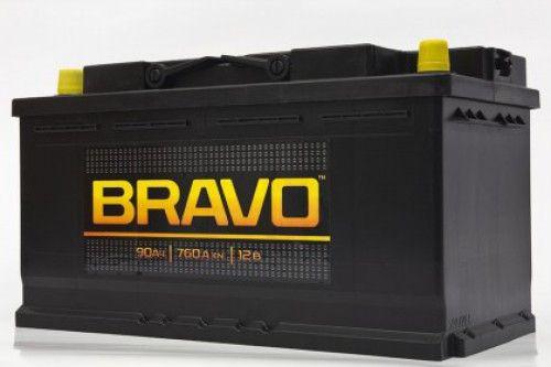 Аккумулятор AKOM Bravo 90A R+
