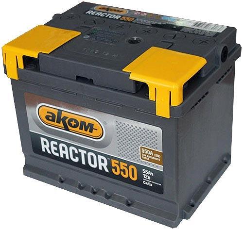 Аккумулятор AKOM Reactor 55 L+