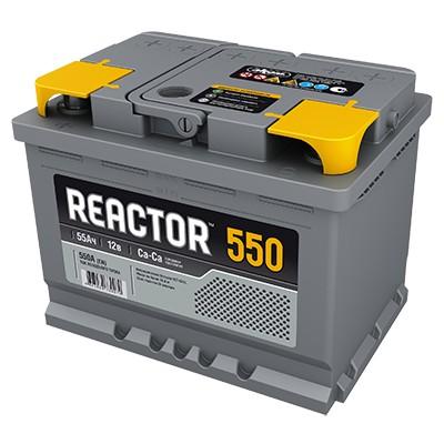 Аккумулятор AKOM Reactor 55 R+