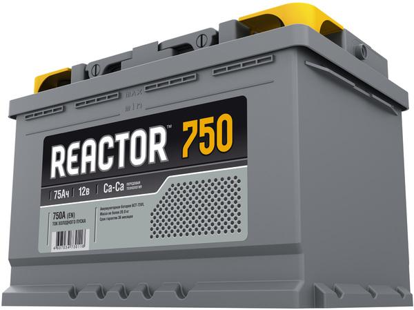 Аккумулятор AKOM Reactor 75A L+