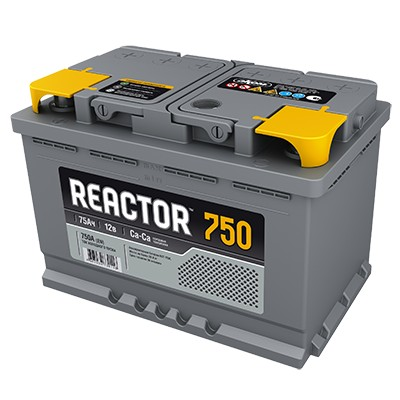 Аккумулятор AKOM Reactor 75A R+