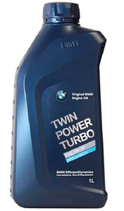 Масло BWM TwinPower Turbo Longlife -01, 5W-30, 1 л.