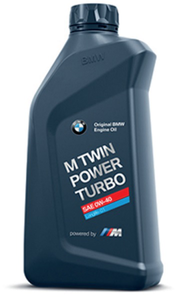 Масло моторное BMW M TwinPower Turbo Longlife-01 0W-40