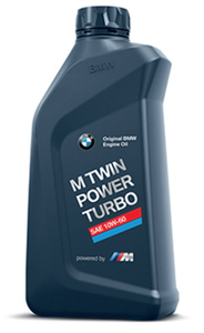 Масло моторное BMW M TwinPower Turbo Longlife-01 10W-60