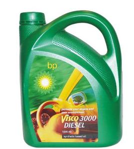 Масло моторное Visco 3000 Diesel, 10W-40