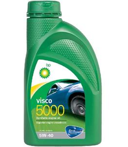 Масло моторное Visco 5000 5W-40