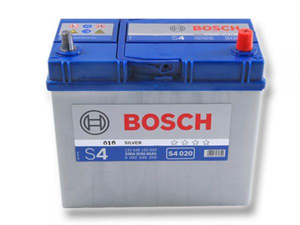 Аккумулятор Bosch S4 45 R+