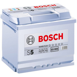 Аккумулятор Bosch S5 54 R+ S5002