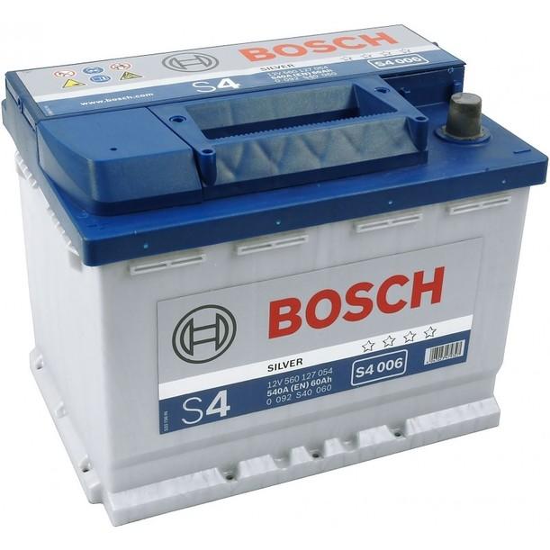 Аккумулятор Bosch S4 60 L+ S4006