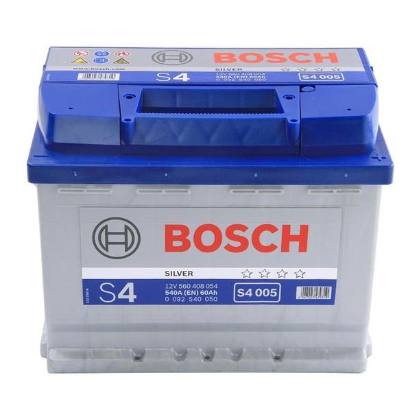 Аккумулятор Bosch S4 60 R+ S4005
