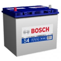 Аккумулятор Bosch S4 40Ah 330A, R+ 0 092 S40 180