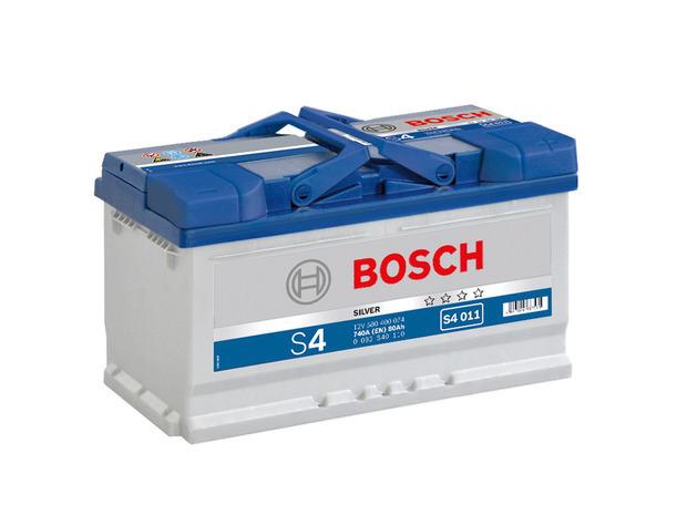 Аккумулятор Bosch S4 80 R+ S4010