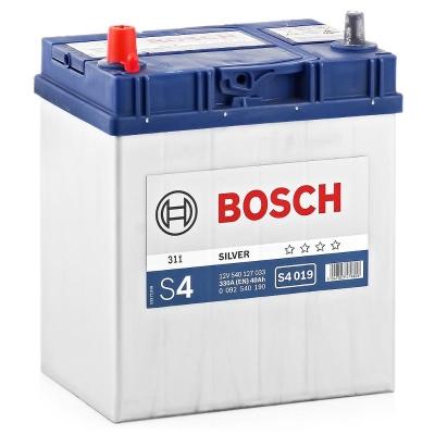 Аккумулятор Bosch S4 40 L+