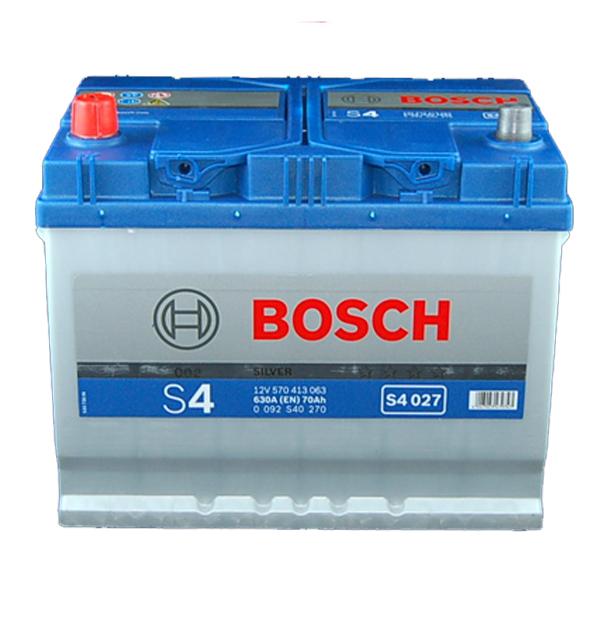 Аккумулятор Bosch S4 70 L+ S4026