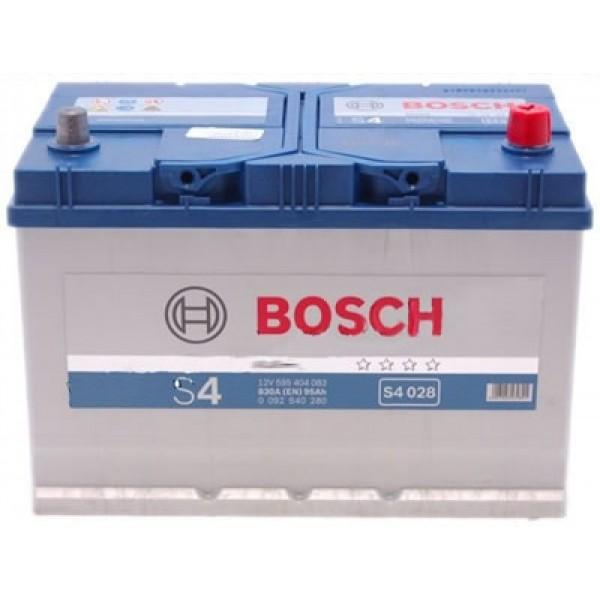 Аккумулятор Bosch S4 95 R+ S4028