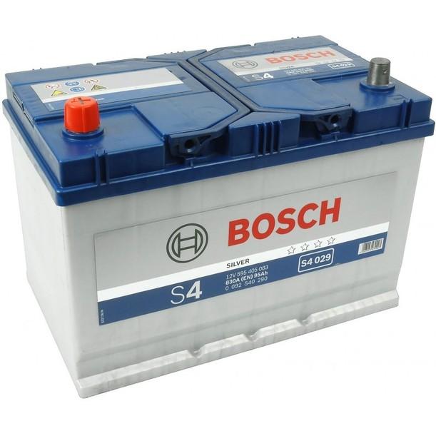 Аккумулятор Bosch S4 95 L+ S4029