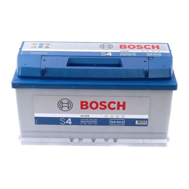 Аккумулятор Bosch S4 95 R+ S4013