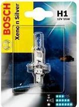 Лампа галогеновая Bosch Xenon Silver
