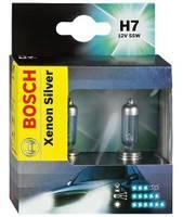 Лампы галогеновые Bosch Xenon Silver
