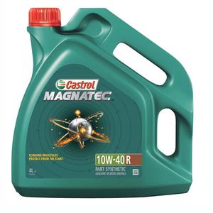 Масло моторное Castrol Magnatec 10W-40, 4 л.