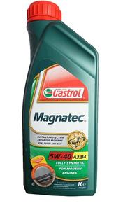 Масло моторное Castrol Magnatec  A3/B4, 5W-40