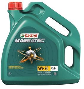 Масло моторное Castrol Magnatec 5W-30 A3/B4