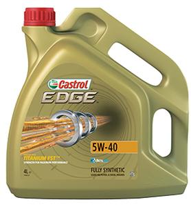 Масло моторное Castrol EDGE Titanium FST C3 5W-40