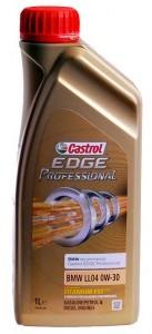 Масло моторное Castrol Edge BMW LL04 Titanium FST 0W-30