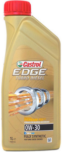 Масло моторное Castrol Edge Turbo Diesel Titanium FST 0W-30