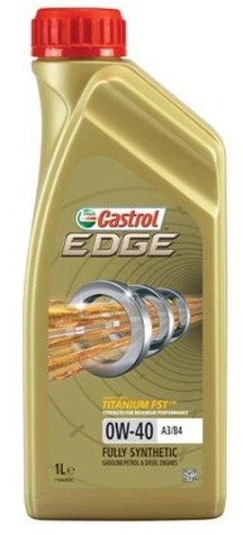 Масло моторное Castrol Edge Titanium FST 0W-40