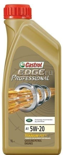 Масло моторное Castrol Edge Professional A1 Land Rover 5W-20