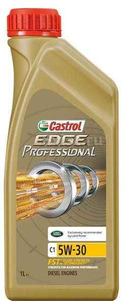 Масло моторное Castrol Edge Professional C1 Land Rover 5W-30