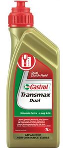Масло трансмиссионное Castrol Transmax Dual 75W