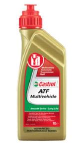 Масло трансмиссионное Castrol ATF Multivehicle