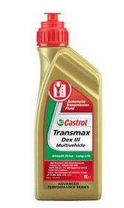 Масло трансмиссионное Castrol Transmax Dex III Multivehicle
