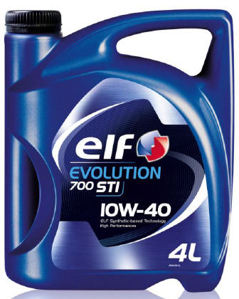 Масло моторное Elf Evolution 700 STI 10W-40