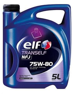 Масло трансмиссионное Elf Tranself NFJ, 75W-80