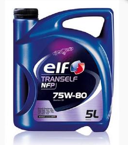 Масло трансмиссионное Elf Tranself NFP, 75W-80