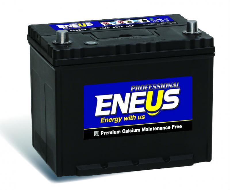 Аккумулятор ENEUS Professional 80 R+