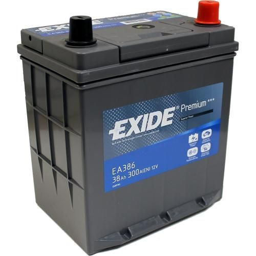 Аккумулятор Exide Premium 38 R+