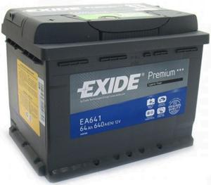 Аккумулятор Exide Premium 64 L+