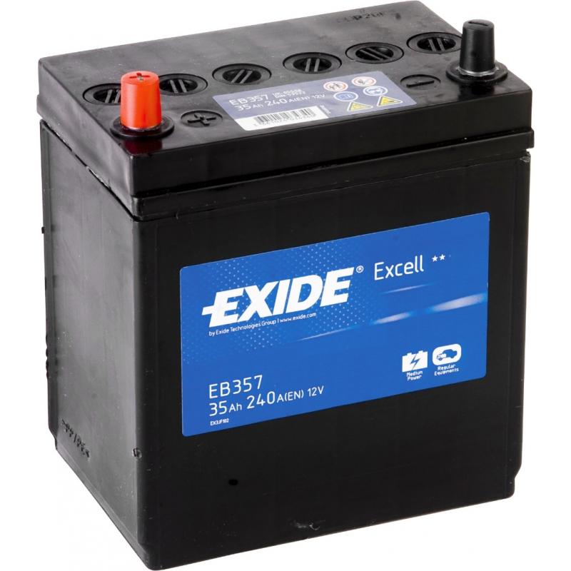 Аккумулятор Exide Excell 35 L+