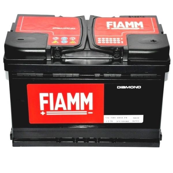 Аккумулятор FIAMM 60 R+