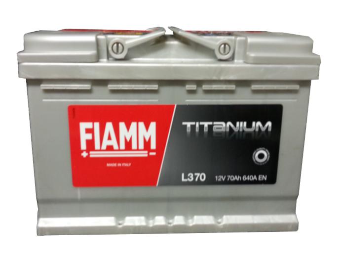 Аккумулятор FIAMM 70 L+