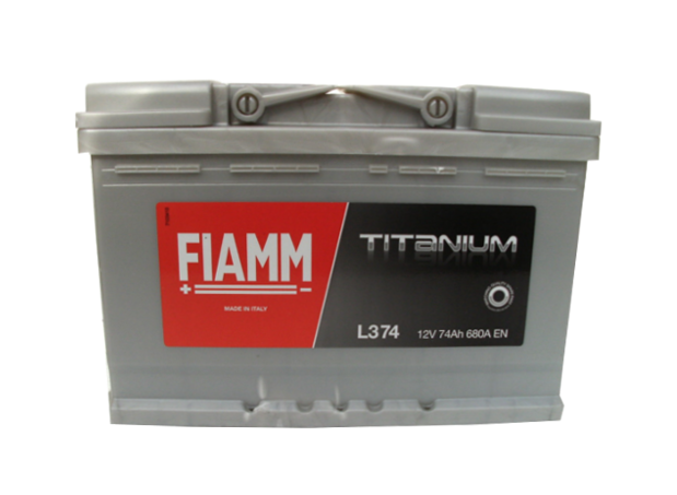 Аккумулятор FIAMM 74 R+