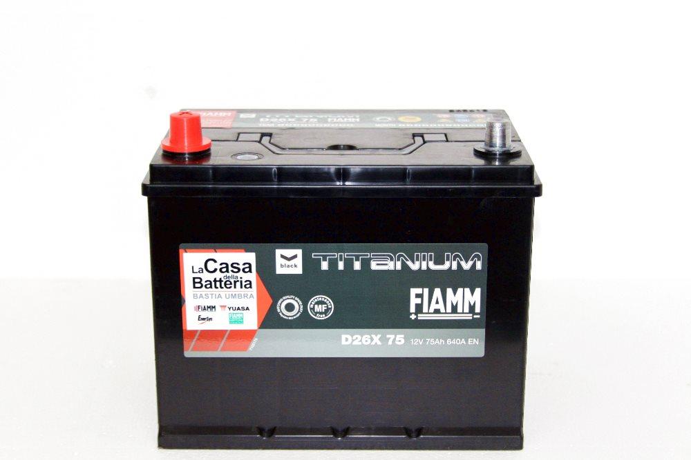 Аккумулятор FIAMM Asia 60 L+