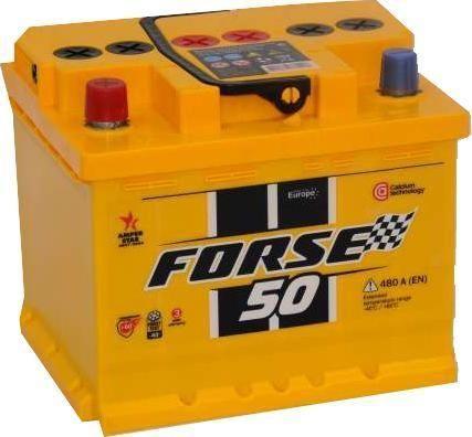 Аккумулятор Forse 50 L+