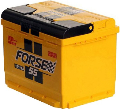 Аккумулятор Forse 55 R+