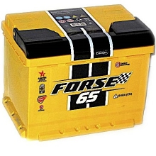 Аккумулятор Forse 65 R+